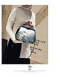 Ультрамодная женская сумка ридикюль стиль кэжуал SA-6, фото 4