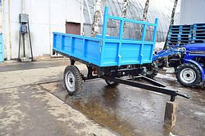 Прицеп тракторный 1ПТС-1.5  2100x1400x450, самосвальный