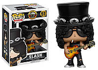 Фигурка Funko Pop Фанко ПопFunko Pop Сол ХадсонОружие и розыRocks: Guns N Roses - Slash R S51