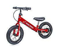 Велобег Scale Sports. Красный цвет.