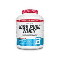 Сывороточный протеин изолят BioTech 100% Pure Whey 2.72 кг