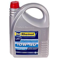 Моторное масло Rheinol, Power Synth CS, 10W-40, 5л (CS 10W-40)
