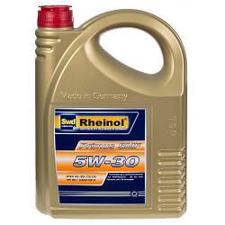 Моторное масло Rheinol, Primus SMF, 5W-30, 5л (SMF 5W-30)