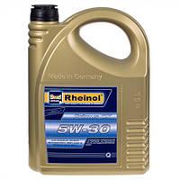 Моторное масло Rheinol, Primus DX, 5W-30, 5л (DXM 5W-30)