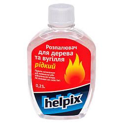 Розжиг для дерева и угля HELPIX, 250мл, жидкий, (30)
