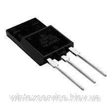 Транзистор BU2508DX Демонтаж