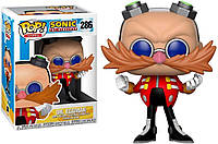 Фигурка Funko Pop Фанко Поп Sonic Dr. Eggman Соник Доктор Эггман S Dr.E286