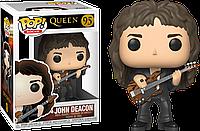 Фигурка Funko Pop Фанко Поп Квин Джон Дикон Queen John Deacon 10 см Q JD 95