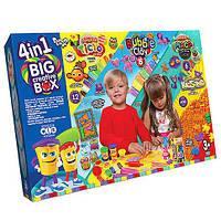 Набор креативного творчества BIG CREATIVE BOX 4в1 (укр.) BCRB-0O1-01U