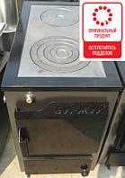 Твердотопливный котел Буржуй КП-18 (мощность 18 кВт)