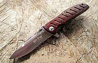 Карманный складной нож с клинком из нержавеющей стали, для туризма и повседневного ношения, EDC-19