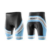 Женские велошорты 2XU (Артикул: WC3270b)