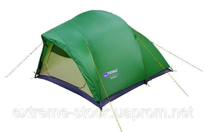 Палатка Terra Incognita Minima 3 Зелёный