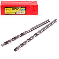 Alloid. Сверло по металлу  2,5мм DIN338 (DB-3382.5)