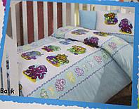 Комплект детского постельного белья (Бязь)