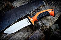 Нож для рыбалки Карп 2, с острой заточкой и чехлом в комплекте