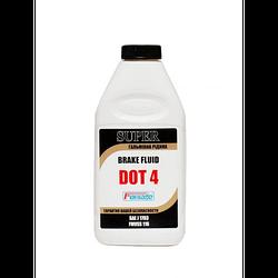 """Тормозная жидкость """"Forsage"""" DOT-4 (1 л.) (Океан 1 л)"""