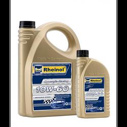 Моторное масло  Rheinol Synergie Racing 10W-60 1L (синт) (Racing 10W-60)