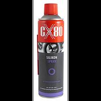 Смазка CX-80 / силиконовая 500ml - спрей (CX-80 / SS500ml)