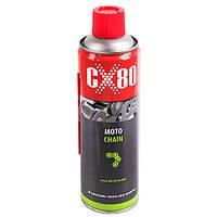 Смазка для мото цепей CX-80 / 500ml-спрей (CX-80 / 500ml)