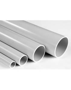 Гладкая труба ПВХ D = 25 мм (длина 3 м)