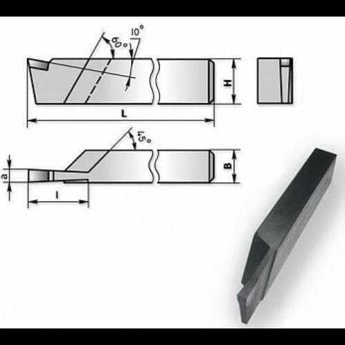 Різець відрізний 25х16х140 Т5К10