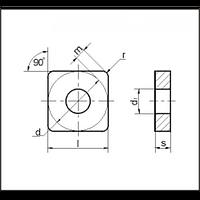 Пластина т/с 03133-140412 H30 (T5K10) (40520)