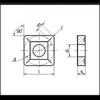 Пластина т/с 03114(SNUM)-250724 В35(ВК8) (25670)