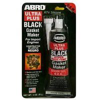 ABRO Герметик двигателя черный 999  (412-AB)  (85гр) (412-AB)