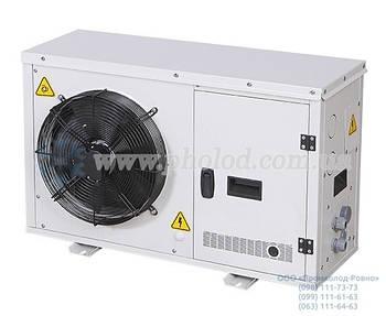 Компрессорно-конденсаторный агрегат в защитном кожухе SmartLine SL9513 Z