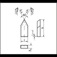 Пластина т/с 11230 Т5К10 (22423)