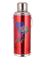 Термос питьевой 2 литра из нержавеющей стали (стеклянная колба) Stenson