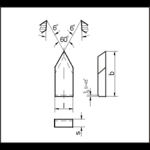 Пластина т/с 11170 Т5К10 (23089)
