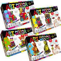 Набор для креативного творчества ART DECOR укр. ARTD-01-01U,02U,03U,04U
