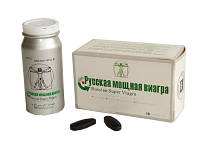 Русская мощная виагра - препарат для потенции, омоложение мочеполовой системы в целом