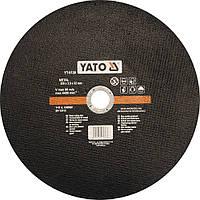 Диск отрезной YATO по метталу 350 х 32 мм (YT-6136)