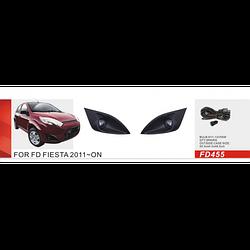 Фары дополнительные модель Ford Fiesta 2011-/FD-455-W