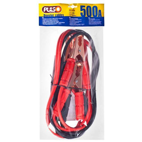 Прикуриватель PULSO 500А (CH 63500) 3,0м (ПП-30500-П)