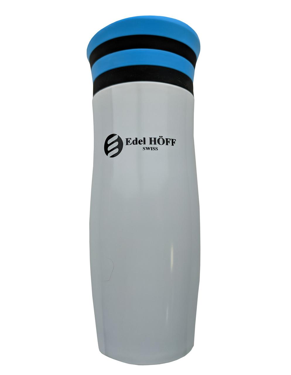 Термокружка EdelHoff EH-5318 (400 мл) - Синяя