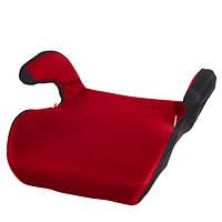 Автокресло-бустер детское MILEX COTI (15-36 кг) ECE II/III красный (FP-C30003)