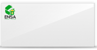 ИК нагревательная панель металлическая  ENSA P900G