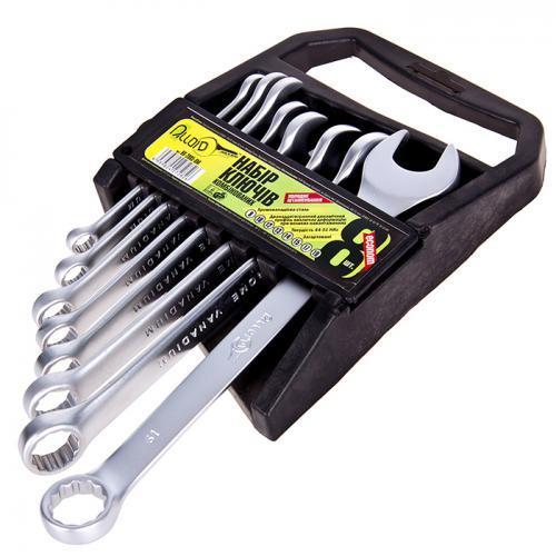 Набор ключей комбинированных Alloid, 8 предметов (НК-2005-08М)