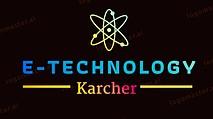 Магазин «KARCHER» — только оригинальная техника от компании «E-TECHNOLOGY»