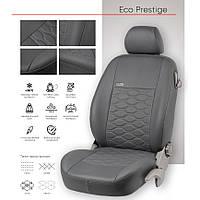 Авто чехлы на сиденьяRenault Megane Hatchback 1.5 d 2014- раздельный EMC-Elegant 506 Eco Prestige
