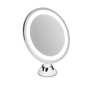 LED зеркало в ванной Adler