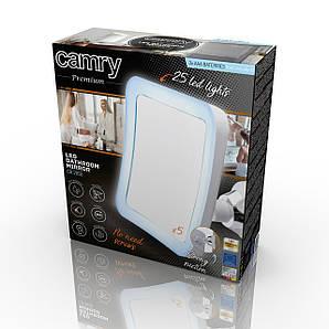 LED зеркало в ванной Camry