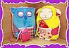 Подушка-игрушка Сонька-Овечка
