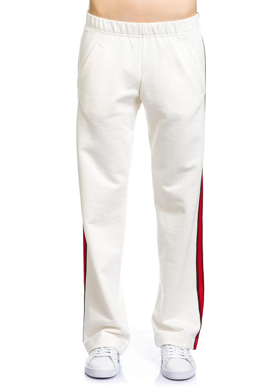 Брюки женские Clarrisa белого цвета