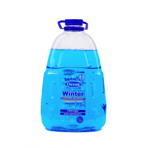 "Омыватель стекол "" Winter Glass Cleaner "" (-20С) канистра 5л.ПЭВ (Океан)"