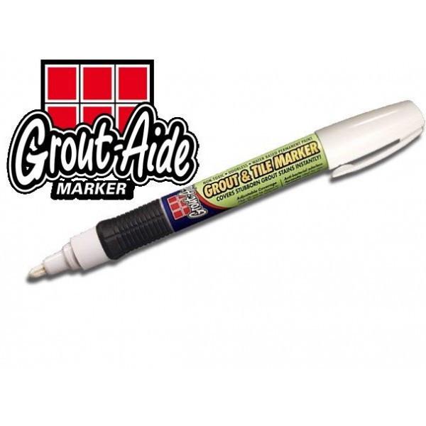 Маркер для кафеля карандаш для закрашивания швов Grout-Aide New 154686